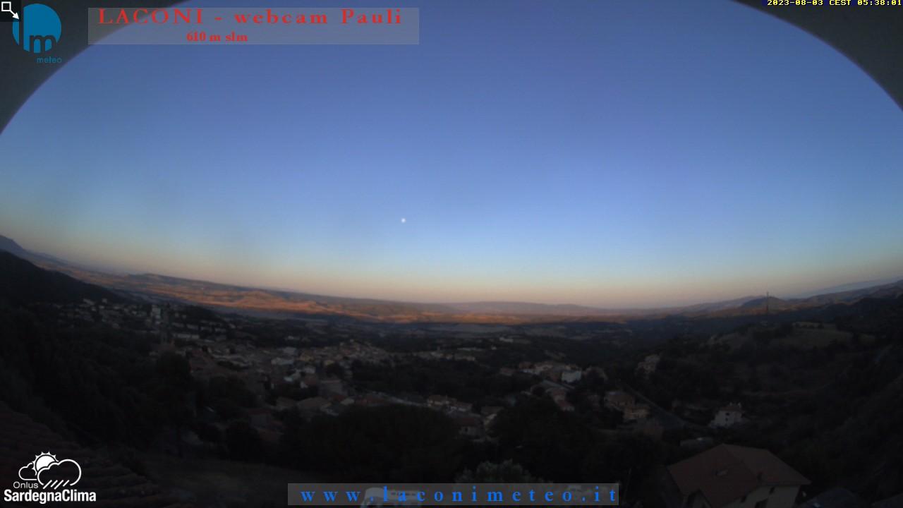 Webcam Pauli